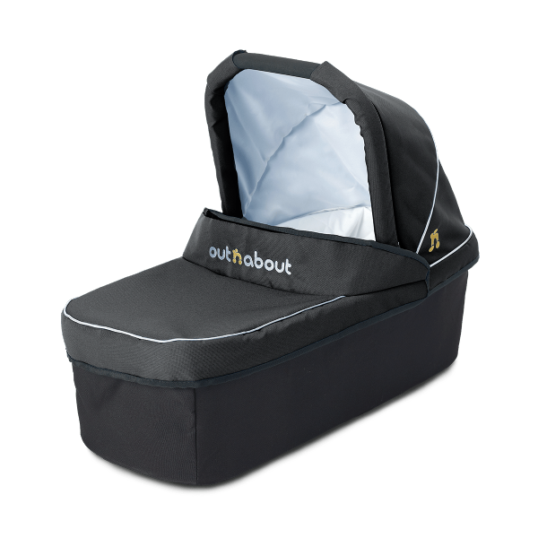 Out n About Double Nipper Carrycot